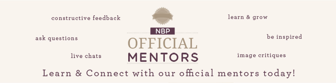 Learn and connect with our official mentors today!